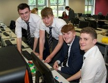 Leaving Cert students learn how to #MakeITWork with BIS at UCC