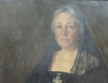 Portrait of Abbey Theatre Founder Among Rare Items to go Under the Hammer