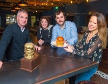 Ireland's first National Burger Festival is taking place  on 22nd - 29th January 2018