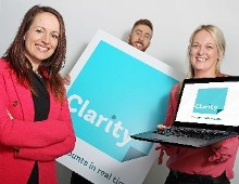 Clarity - a real time snapshot of how your business is doing now