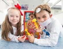 Donate to The Mercy Christmas Appeal and  give cancer patients a very special gift this Christmas