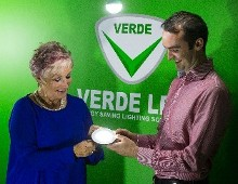 Shining a light in darkness - VERDE LED & The Hope Foundation partner to bring light to rural India