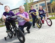 Get On Your Bike With Stephen Roche For Down Syndrome Ireland! - Tour De Leinster 2016 Now Open for Registration