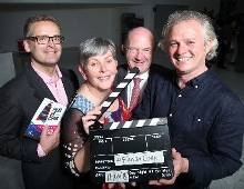 Lights, Camera, Action! Film in Cork officially launched in the Atrium, City Hall
