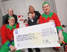 An early Christmas present for Munster Branches of Down Syndrome Ireland as 2016 Tour de Munster raises €285k