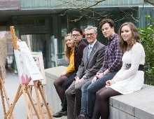 Out of Self – 19th BIS Anthology  unveiled in The Lewis Glucksman Gallery, UCC