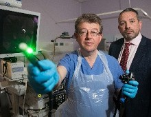 New Endoscopic Ultrasound helping to increase number of procedures and reduce waiting times for Cancer tests at The Mercy