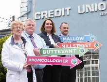 Strength in numbers – Credit Union merger announced for North Cork and Limerick
