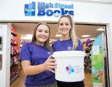 High Street Books raises vital funds for Down Syndrome Ireland