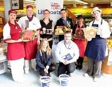 Egg-citing Easter Foodie Fun at Douglas Court Shopping Centre in aid of RNLI 2 - 4pm, Saturday, March 26th