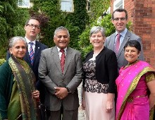 Bilateral Foundations Laid for Ireland and India - IIBA Welcomes Indian Minister for External Affairs