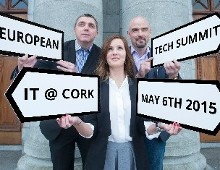 Corporate giants gather in Cork for European Tech Summit
