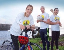 Saddle up for the Fort 2 Fort Charity Cycle 2016