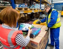 Irish company is world-first to introduce eye tracking process analysis to logistics sector