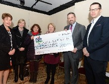 Banteer Family Fun Walk raises over €18,700  for Mercy University Hospital ICU unit