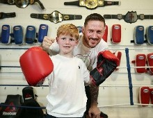 MMA Coach John Kavanagh launches NF Fighter Campaign
