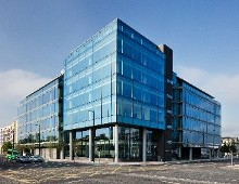 One Albert Quay wins Commercial Project of the Year at Irish Construction Industry awards!