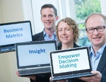 Turning Data Insights into Action! ProStrategy host free 'Key to business success' briefing with Economist Jim Power.