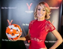 Voodoo Rooms strikes gold as Stephanie Roche launches The Voodoo People Party