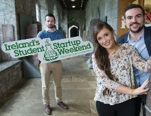 54 hour entrepreneurial marathon – Ireland's Student Startup Weekend returns to UCC