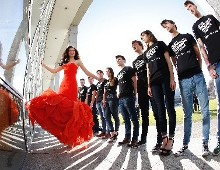 Miss Ireland, Jessica Hayes Launches Annual UCD Fashion Show in aid of CRY Ireland