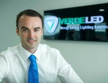VERDE LED is first Irish lighting manufacturer to receive Carbon Trust accreditation