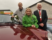 Mercy Hospital Foundation to benefit from Ballincollig & District Vintage and Classic Car Club Annual Vintage Show Saturday 25th and Sunday 26th Ballincollig Shopping Centre Car Park