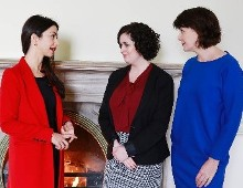 'Harnessing Opportunity in Changing Times' Network Ireland's International Women's Day Celebrations Trinity College, Dublin, Friday 6th March