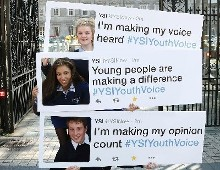 Young Social Innovators Event takes place at Leinster House
