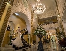 Embrace tradition and grandeur at the Imperial Hotel Wedding Showcase
