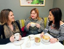Coffee Mornings for Mums this February at Douglas Court Shopping Centre