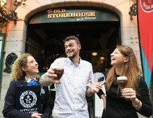 New Guinness World Record Set For The Most Irish Coffees Made In 3 Minutes