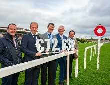 Cork Racecourse Raises €72k for Marymount Hospice