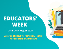 ECO-UNESCO hosting Educator's Week 2020 Ahead of the School Year