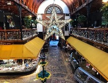 Festive Flair at The English Market Cork