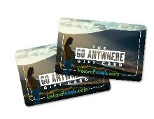 Give the gift of lasting memories this Christmas  with the 'Go Anywhere Gift Card' from Irelandhotels.com