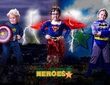 Cork's Bravest and Youngest Superheroes Launch  2019 Mercy Heroes Campaign
