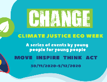 ECO-UNESCO Launches Youth Climate Justice ECO-Week 2020